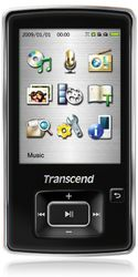 Transcend 4GB Flash MP3 Player T-Sonic 870 - TS4GMP870