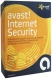avast! Internet Security для 3 ПК